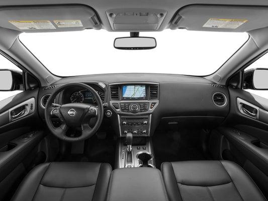 2017 Nissan Pathfinder Sl In Tampa Fl Elder Ford Of